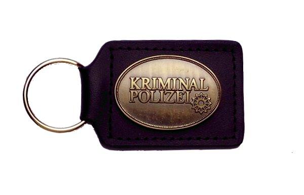 Dienstmarke Anhänger Kriminalpolizei