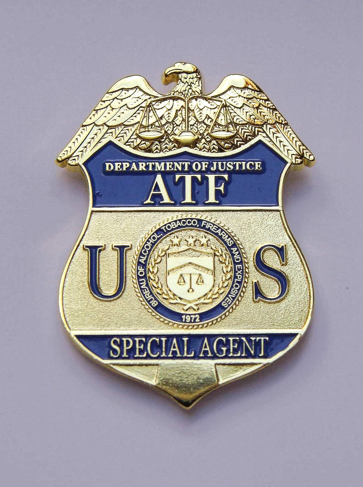 ATF Badge Abb. Nr 1