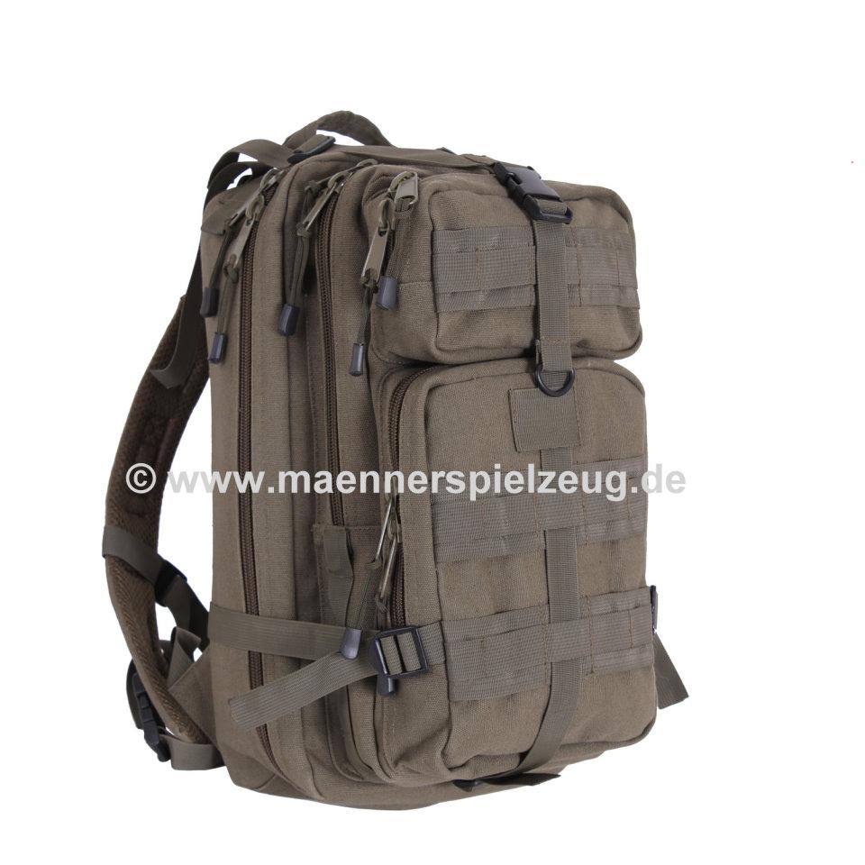 Tactic-Canvas Bag taktischer Rucksack