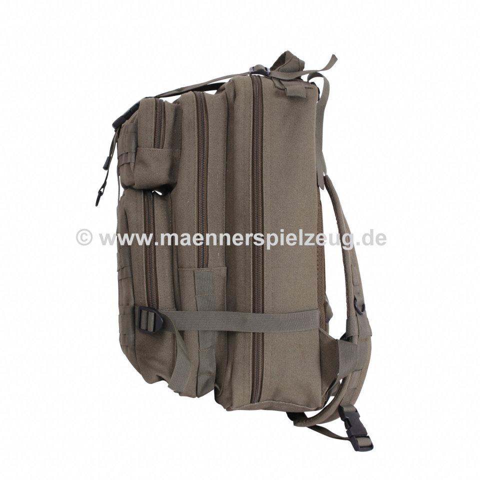 Bild Nr. 2 Tactic-Canvas Bag taktischer Rucksack