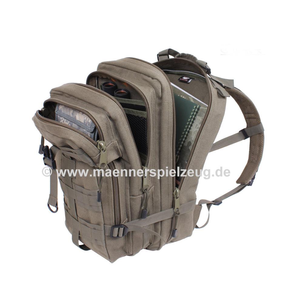 Bild Nr. 4 Tactic-Canvas Bag taktischer Rucksack