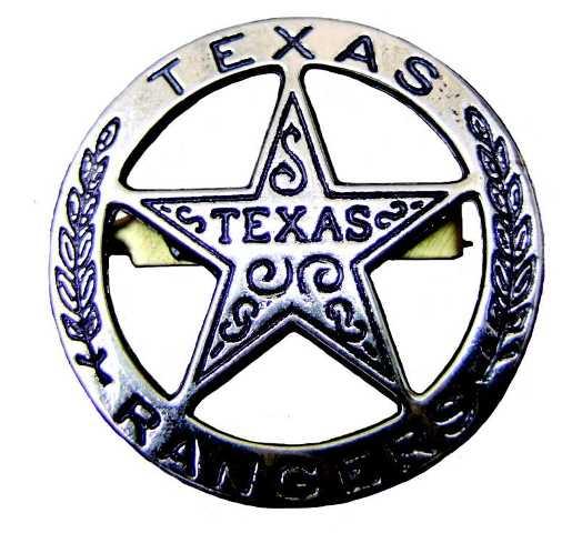 Abzeichen Texas Ranger  Badge
