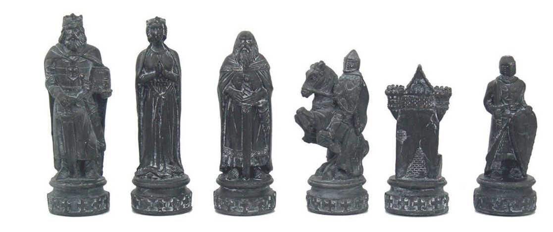 Bild Nr. 2 Schachspiel Mittelalter