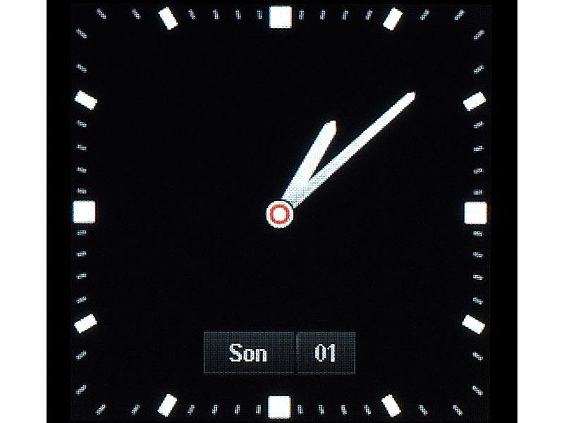 Bild Nr. 8 Handy-Uhr PW-315.touch mit Uhr und Mediaplayer