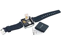 Bild Nr. 11 Handy-Uhr PW-315.touch mit Uhr und Mediaplayer
