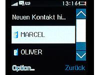 Bild Nr. 14 Handy-Uhr PW-315.touch mit Uhr und Mediaplayer