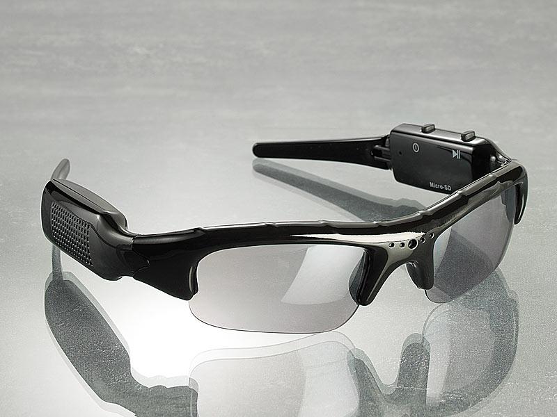 Bild Nr. 2 Kamera-Sonnebrille HD