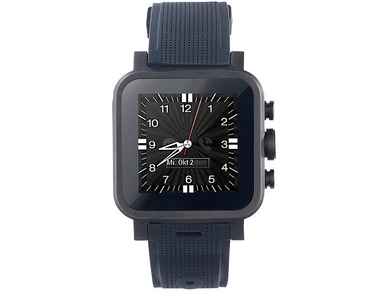 Bild Nr. 5 Handy Uhr MOBILE 1.5 -Smartwatch AW-420.RX mit Android4-BT-WiFi-1 GB