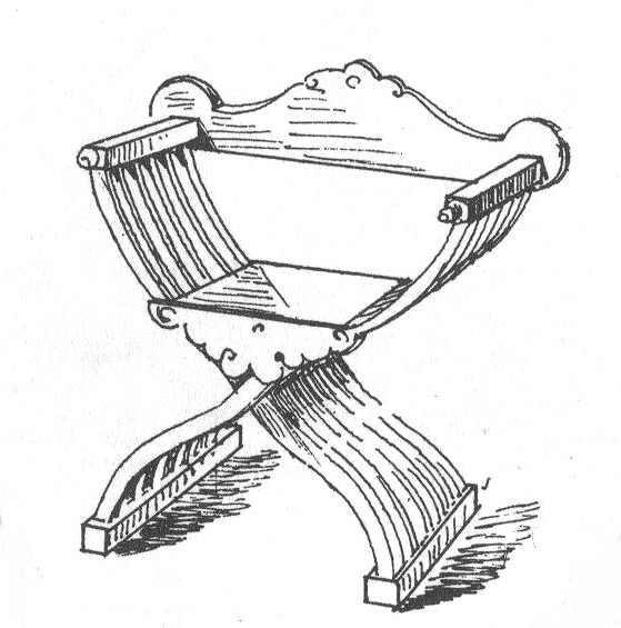 Bild Nr. 2 Ritter-Scherenstuhl