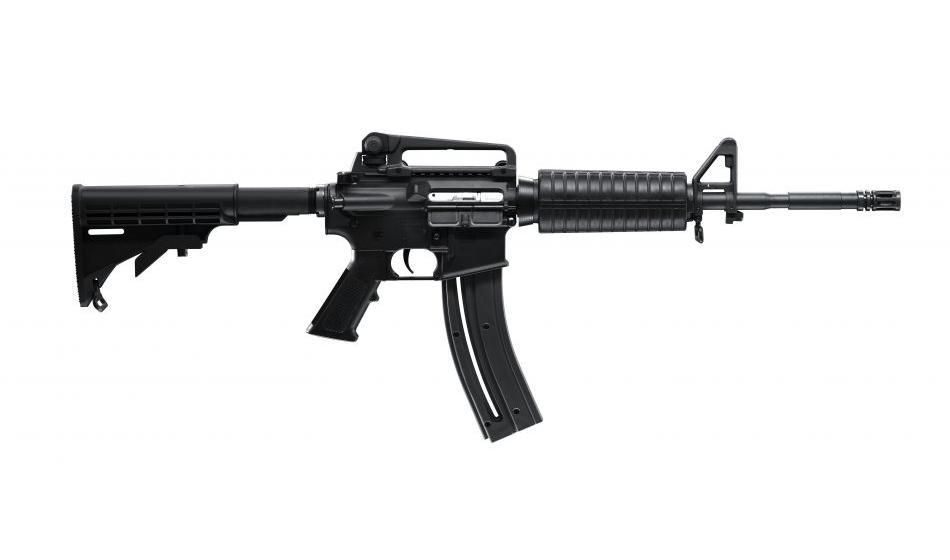 Colt M4 cal .22 L.R. Abb. Nr 1