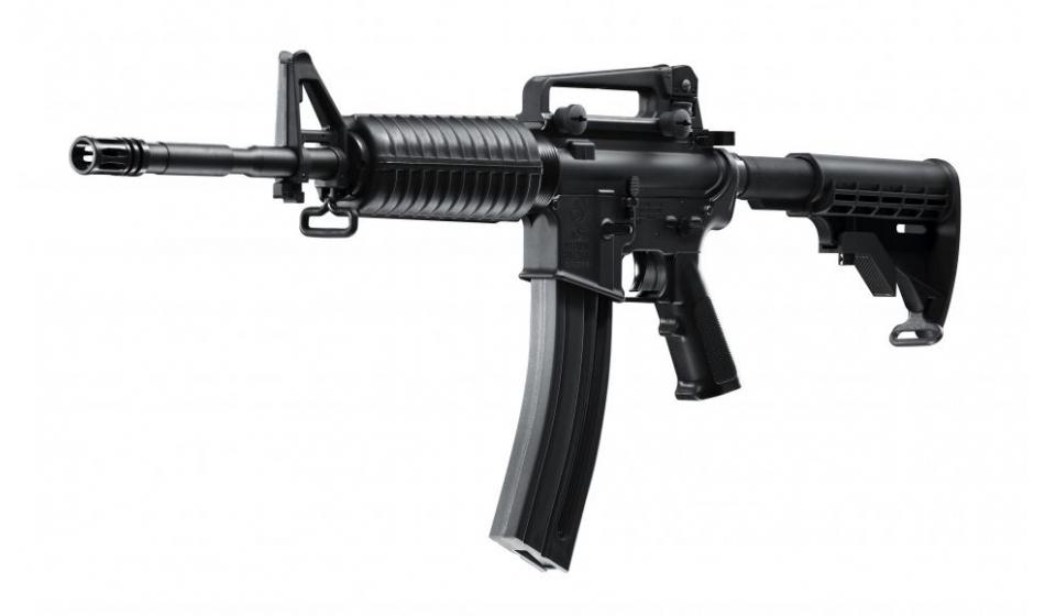 Colt M4 cal .22 L.R. Abb. Nr 2