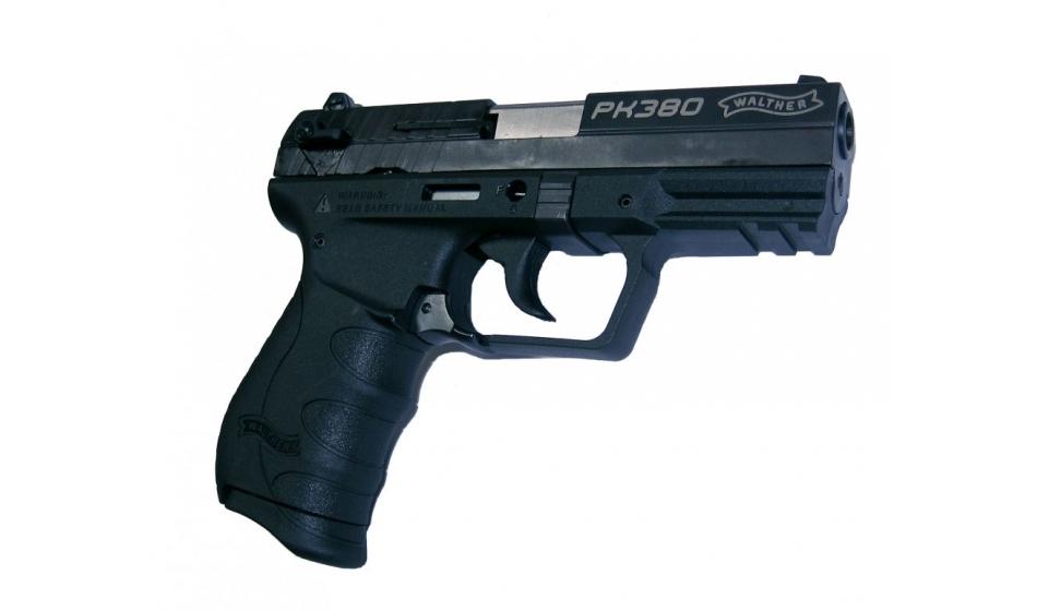 Bild Nr. 4 Pistole Walther PK380 schwarz 9 mm kurz