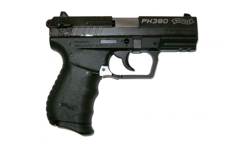 Bild Nr. 5 Pistole Walther PK380 schwarz 9 mm kurz