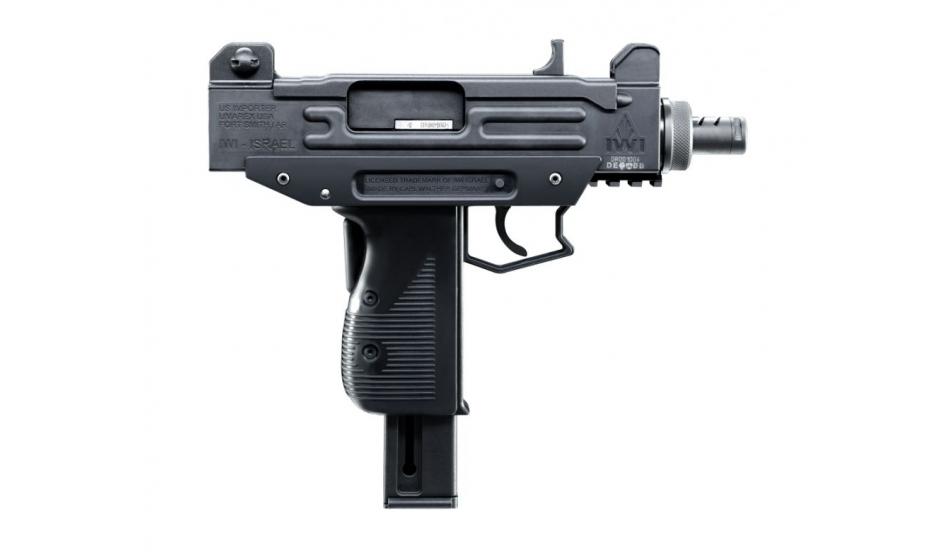 UZI Pistole cal .22 L.R. Abb. Nr 3