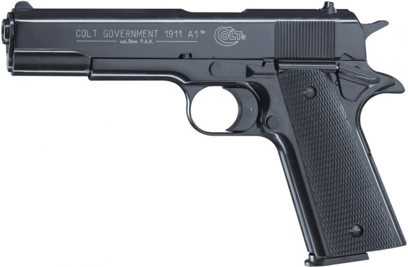 Colt Government 1911 A1 cal. 9 mm P.A.K.