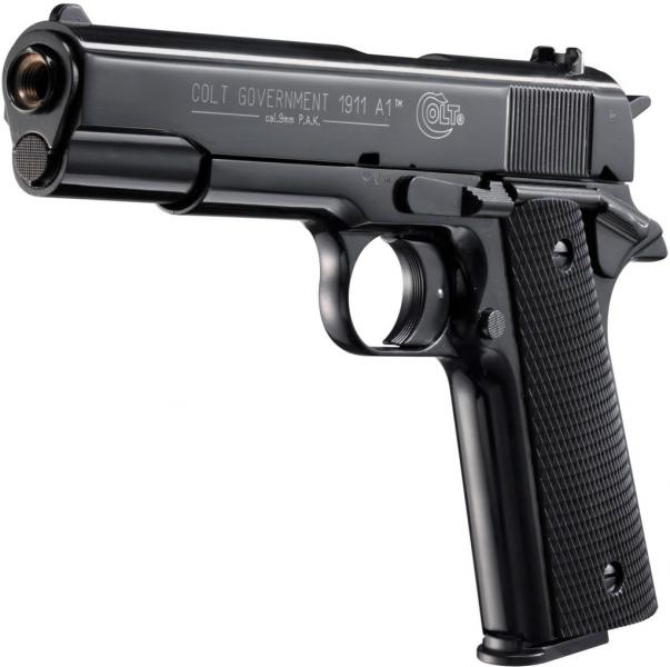 Colt Government 1911 A1 cal. 9 mm P.A.K. Abb. Nr 2