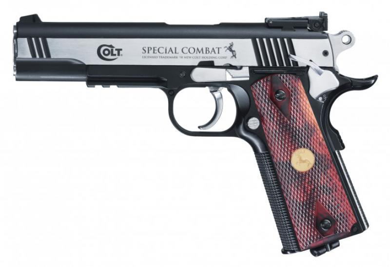 Colt Special Combat Classic  cal. 4,5 mm (.177)