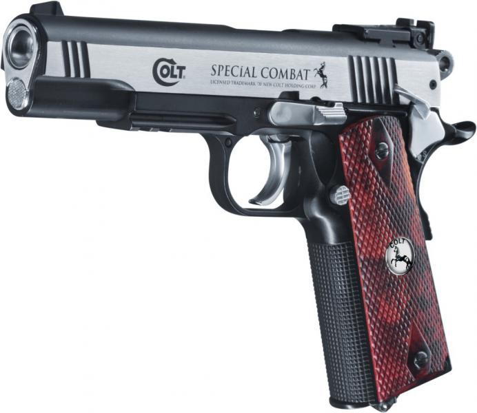 Bild Nr. 2 Colt Special Combat Classic  cal. 4,5 mm (.177)