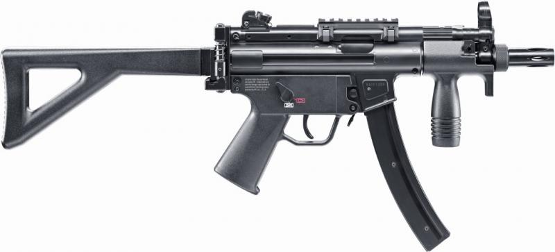 Heckler & Koch MP5 K-PDW  cal. 4,5 mm (.177) BB Abb. Nr 2