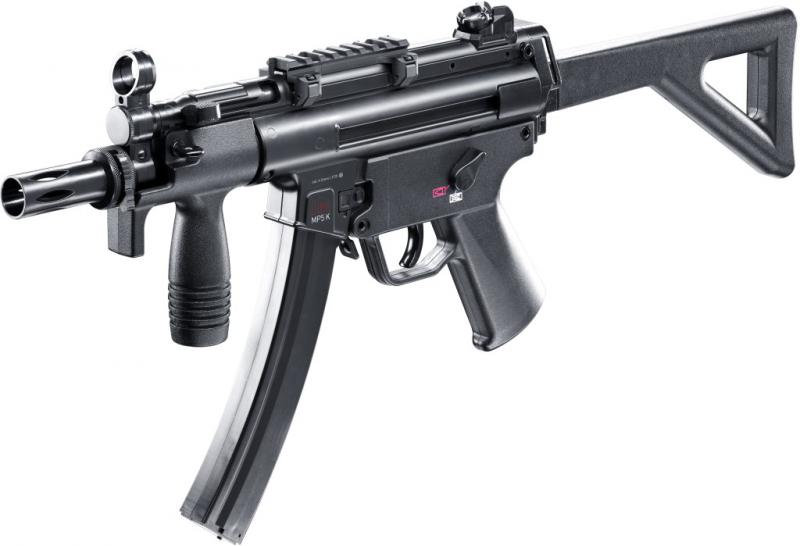 Heckler & Koch MP5 K-PDW  cal. 4,5 mm (.177) BB Abb. Nr 3