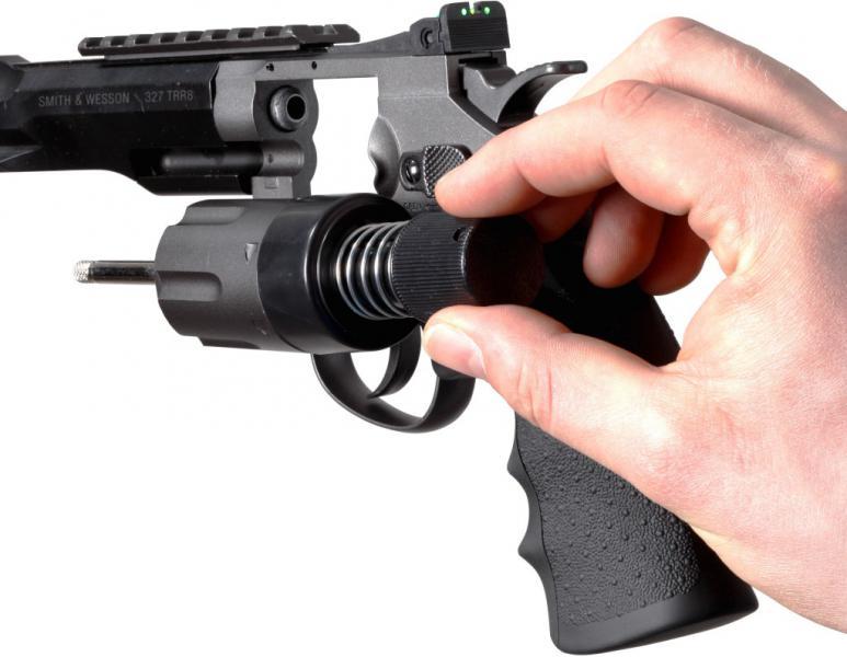 Bild Nr. 5 Smith & Wesson Mod. 327 TRR8  cal. 4,5 mm (.177) BB