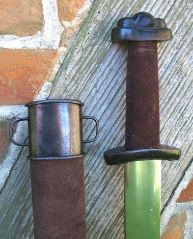 Bild Nr. 2 Wikinger Schaukampfschwert