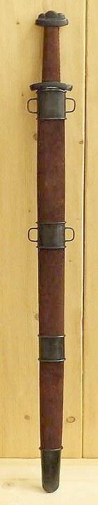 Bild Nr. 3 Wikinger Schaukampfschwert