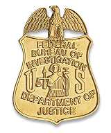 FBI BadgeUS Border Patrol