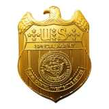 Dienstmarke Badge NAVY CIS (NCIS) US