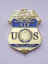 ATF Badge