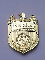 NAVY CIS Badge