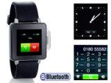 Handy-Uhr PW-315.touch mit Uhr und Mediaplayer