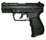 Pistole Walther PK380 schwarz 9 mm kurz