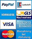 Zahlungweisen